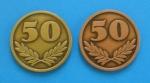 Jubilejní plaketa - 50