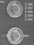 francouzská mince