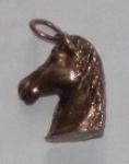 hlava koně - přívěsek