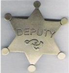 hvězda - DEPUTY