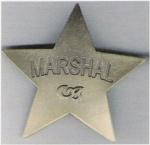 hvězda - MARSHAL