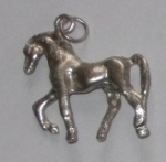 kůň (malý) - přívěsek