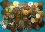 medaile, pamětní mince, plakety ...