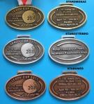 medaile - Lekov cup