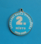 medaile - Pivovarská