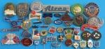 odznaky lisované - barvené